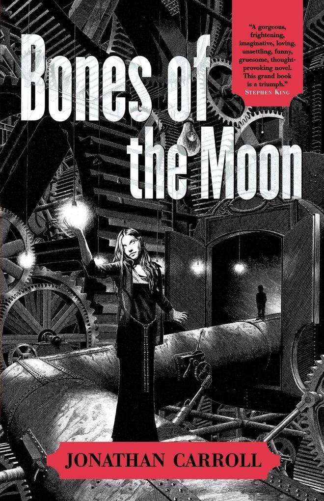 Bones of the Moon als Buch