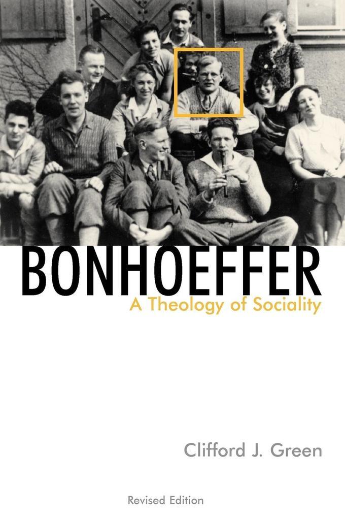 Bonhoeffer: A Theology of Sociality als Taschenbuch