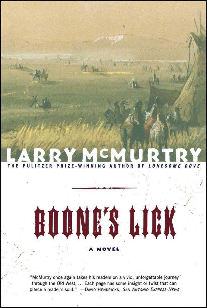 Boone's Lick als Taschenbuch