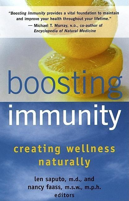 Boosting Immunity: Balancing Your Body's Ecology for Maximum Health als Taschenbuch