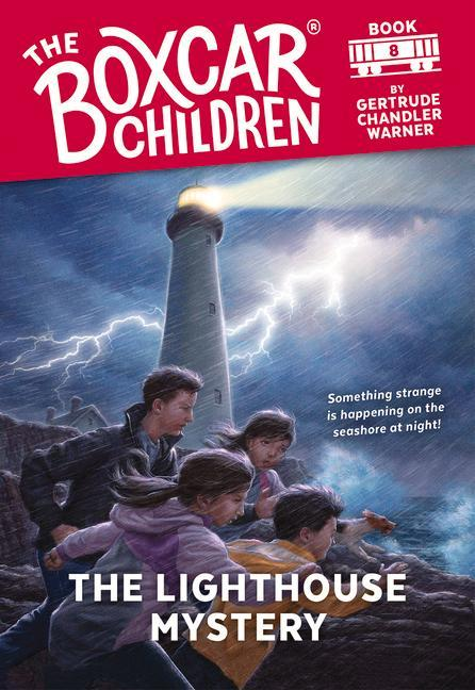 The Lighthouse Mystery als Taschenbuch