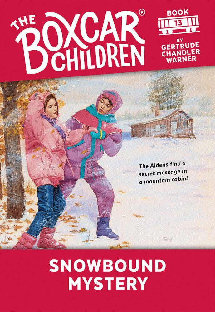 Snowbound Mystery als Taschenbuch