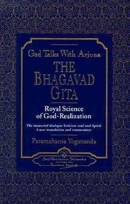 God Talks with Arjuna: The Bhagavad Gita als Taschenbuch