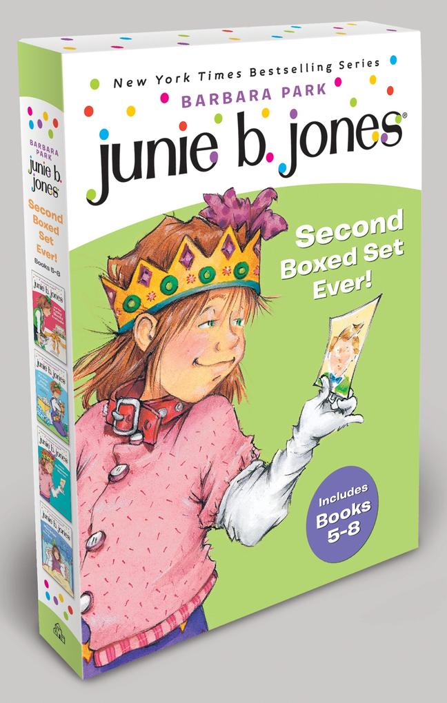Junie B. Jones Second Boxed Set Ever! als Taschenbuch