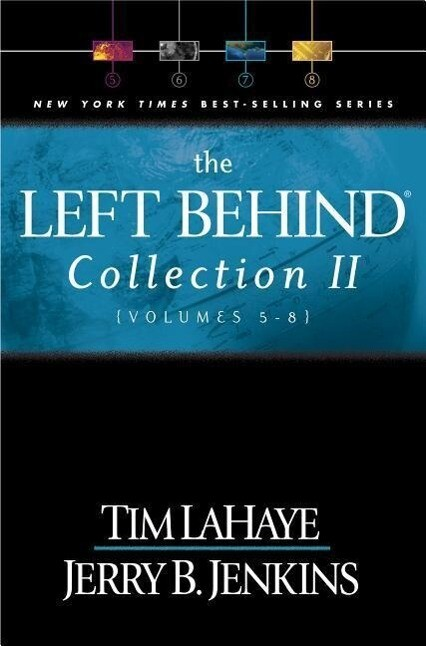 The Left Behind Collection: Volumes 5-8 als Taschenbuch