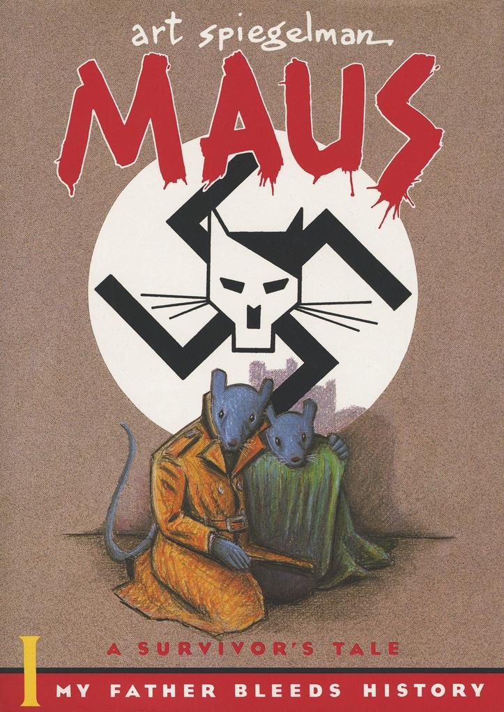 Maus I & II Paperback Boxed Set als Taschenbuch