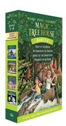 The Magic Tree House Books 05-08