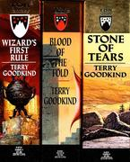 The Sword of Truth, Boxed Set I, Books 1-3