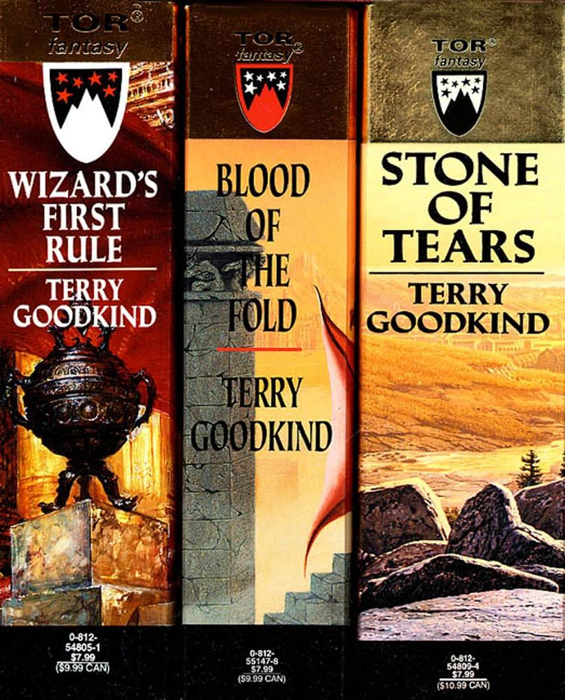 The Sword of Truth, Boxed Set I, Books 1-3 als Taschenbuch