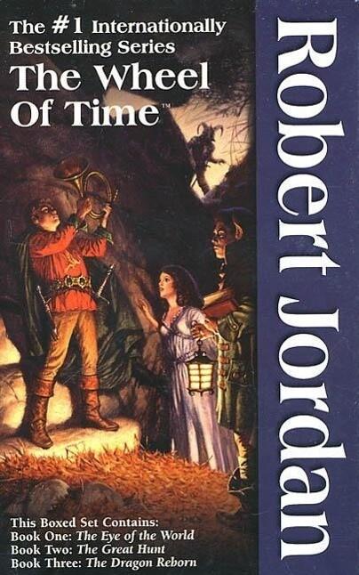 The Wheel of Time Set I, Books 1-3 als Taschenbuch
