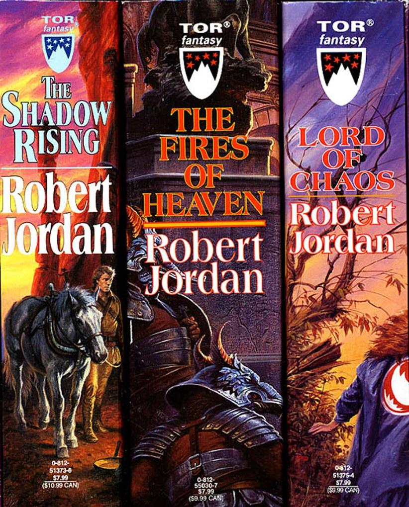 The Wheel of Time Set II, Books 4-6 als Taschenbuch