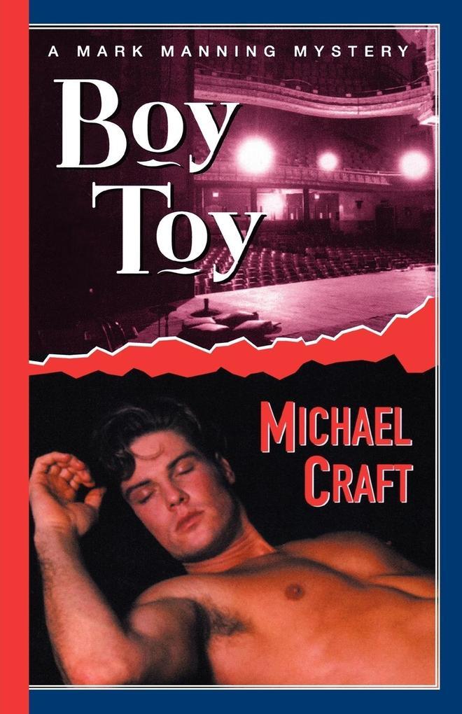 Boy Toy als Taschenbuch