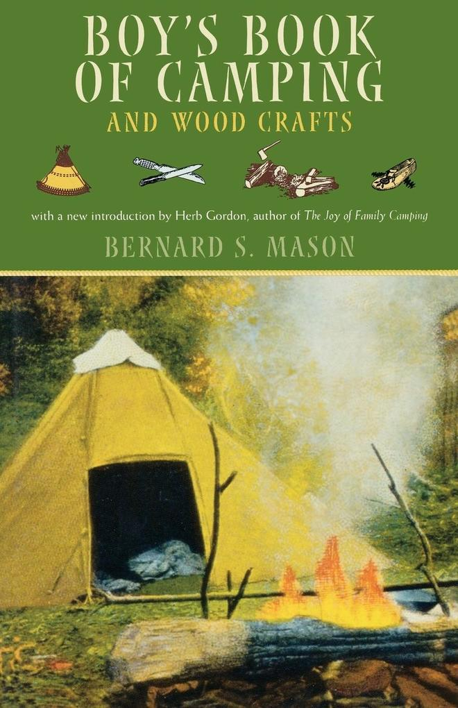 Boy's Book of Camping and Wood Crafts als Taschenbuch