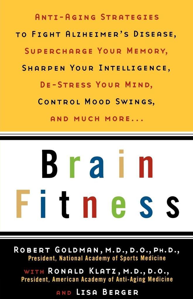 Brain Fitness als Taschenbuch