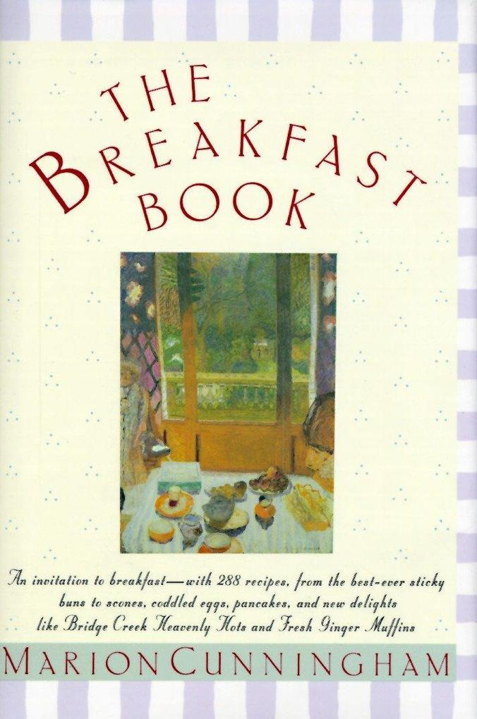 Breakfast Book als Buch