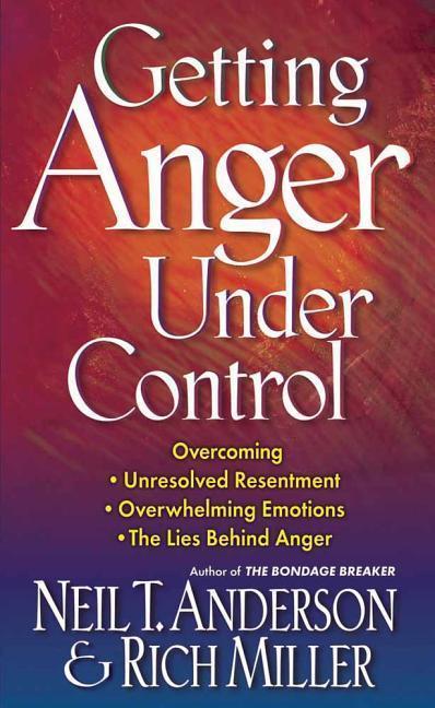 Getting Anger Under Control als Taschenbuch