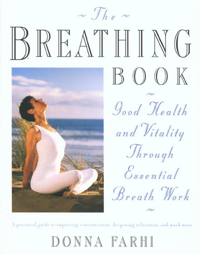 The Breathing Book als Taschenbuch