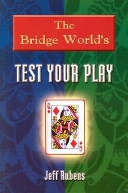 The Bridge World's Test Your Play als Taschenbuch
