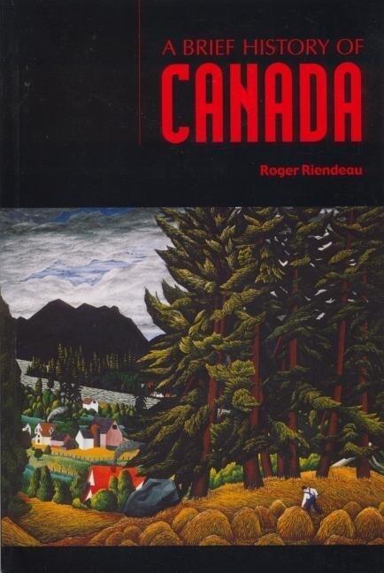 Brief History of Canada als Taschenbuch