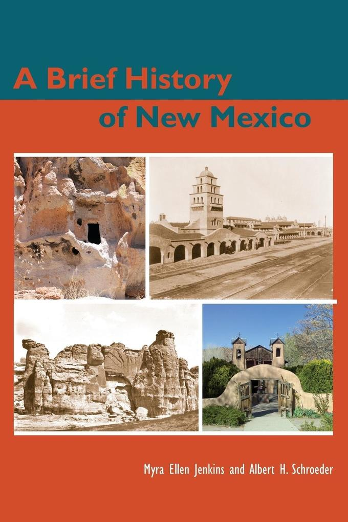 A Brief History of New Mexico als Taschenbuch