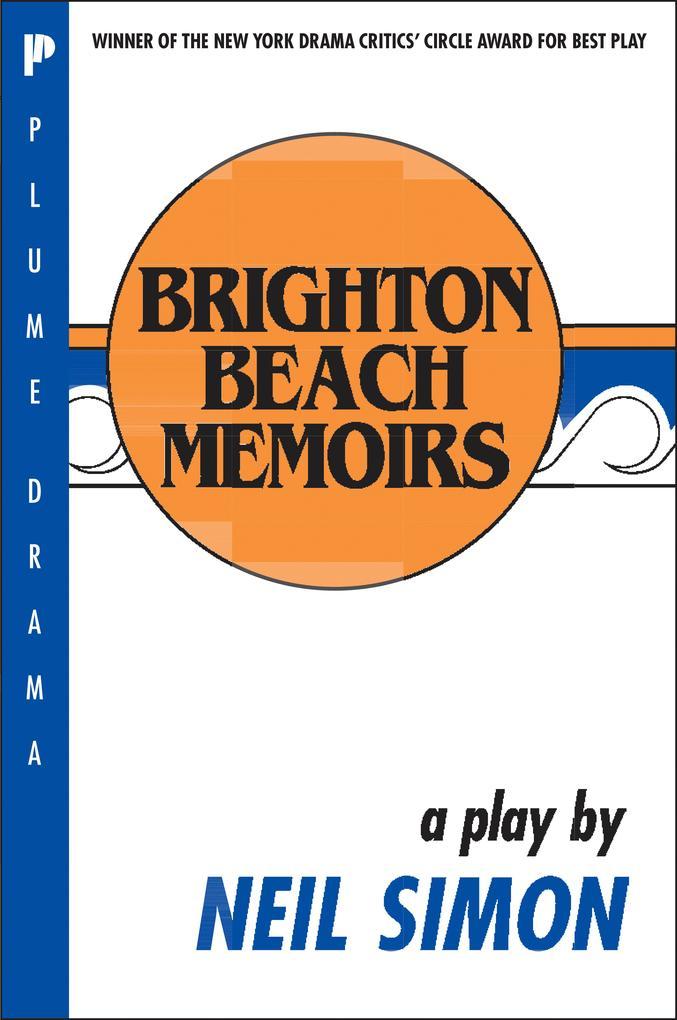 Brighton Beach Memoirs als Taschenbuch