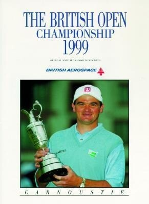 British Open Golf Championship 1999, The als Buch