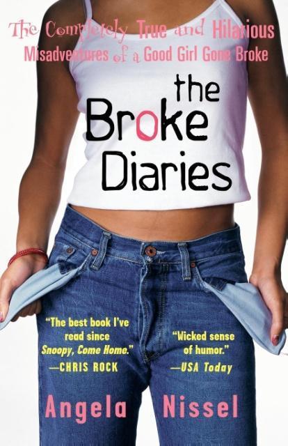 The Broke Diaries als Taschenbuch