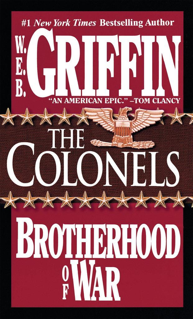 The Colonels als Taschenbuch
