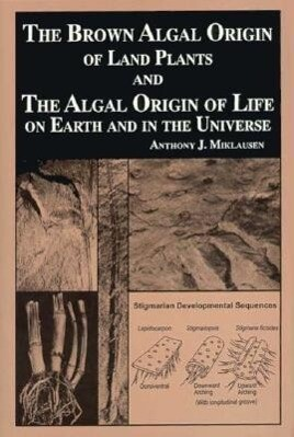 The Brown Algal Origin of Land Plants and the Algal Origin of Life on Earth and in the Universe als Buch