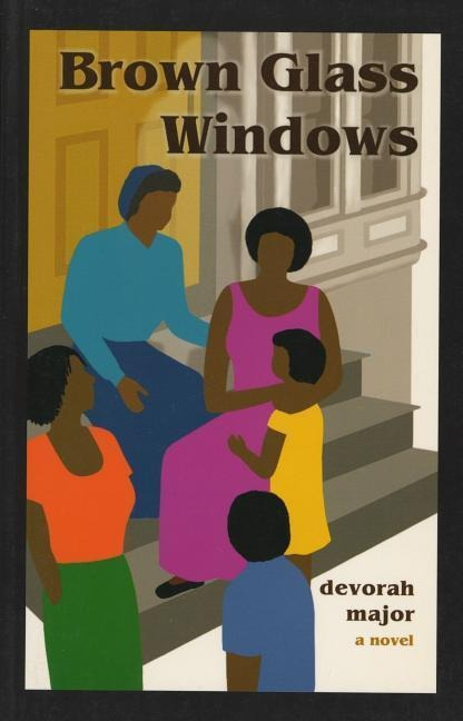 Brown Glass Windows als Taschenbuch
