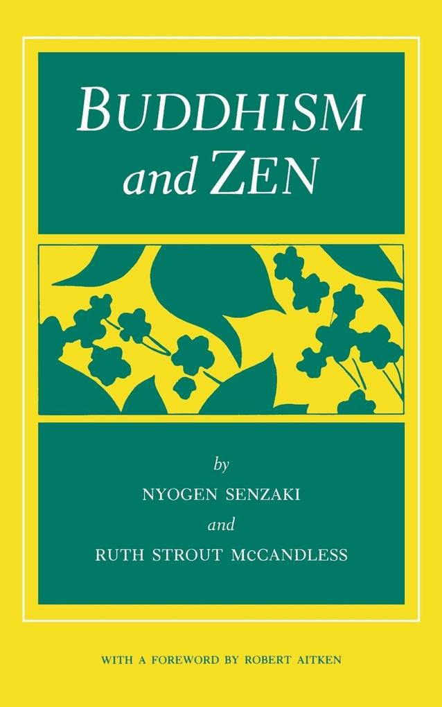 Buddhism and Zen als Buch (kartoniert)