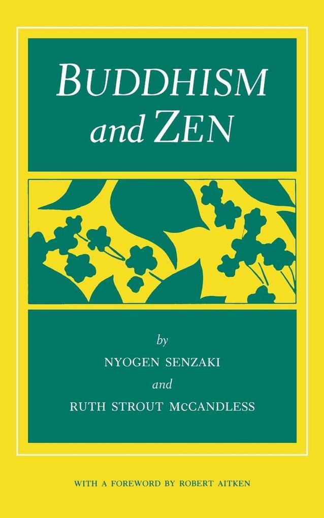 Buddhism and Zen als Taschenbuch
