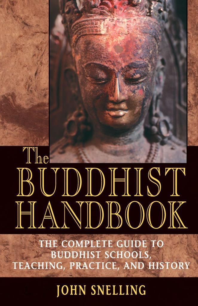 The Buddhist Handbook als Taschenbuch