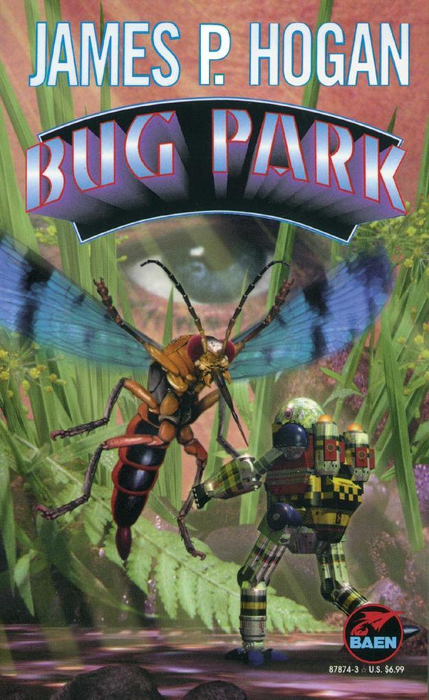 Bug Park Hardcover als Buch