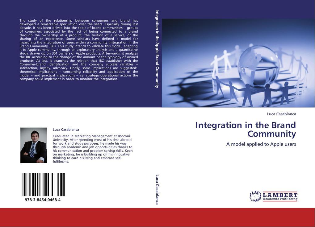 Integration in the Brand Community als Buch von...