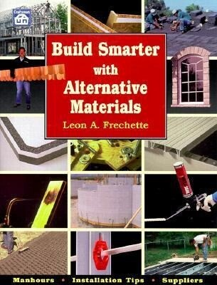 Build Smarter with Alternative Materials als Taschenbuch