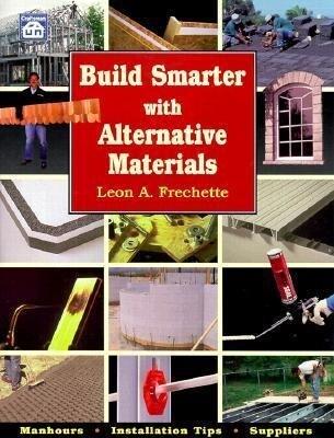 Build Smarter with Alternative Materials als Taschenbuch