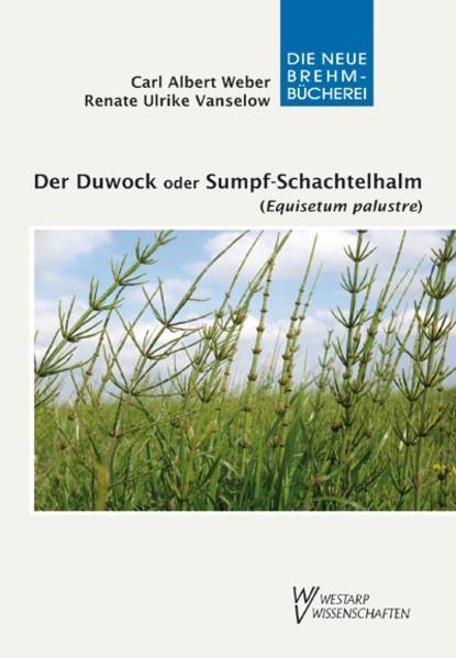 Der Duwock oder Sumpf-Schachtelhalm (Equisetum palustre) als Buch
