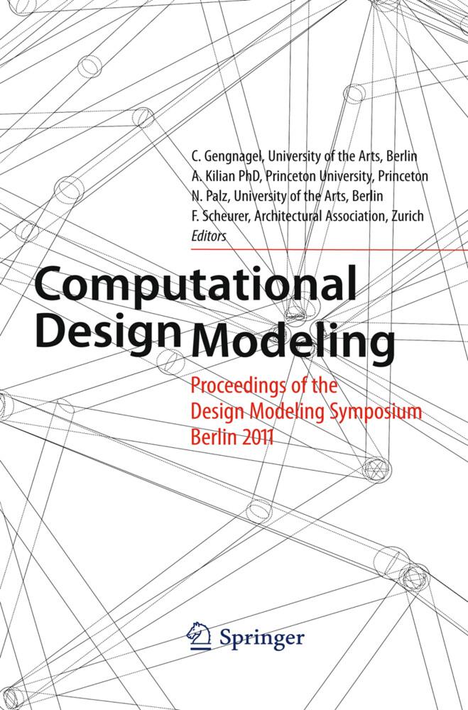 Computational Design Modeling als Buch von