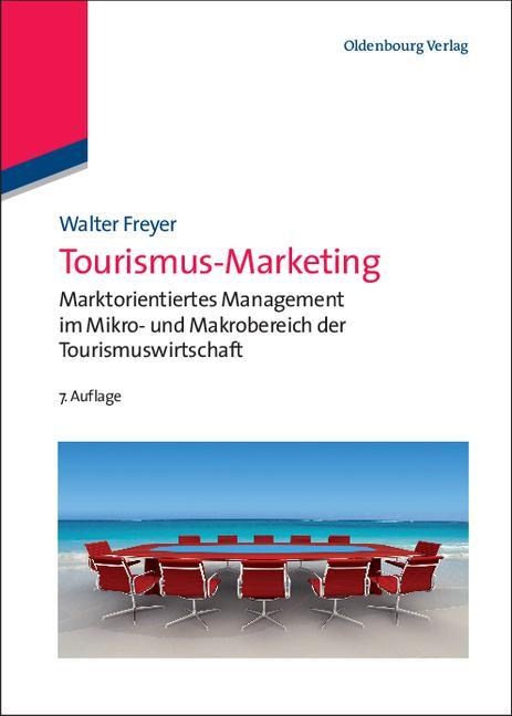 Tourismus-Marketing als Buch (gebunden)