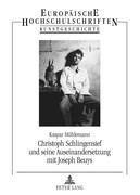 Christoph Schlingensief und seine Auseinandersetzung mit Joseph Beuys
