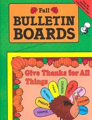 Bulletin Boards: Fall als Taschenbuch