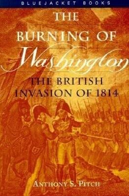 Burning of Washington als Taschenbuch