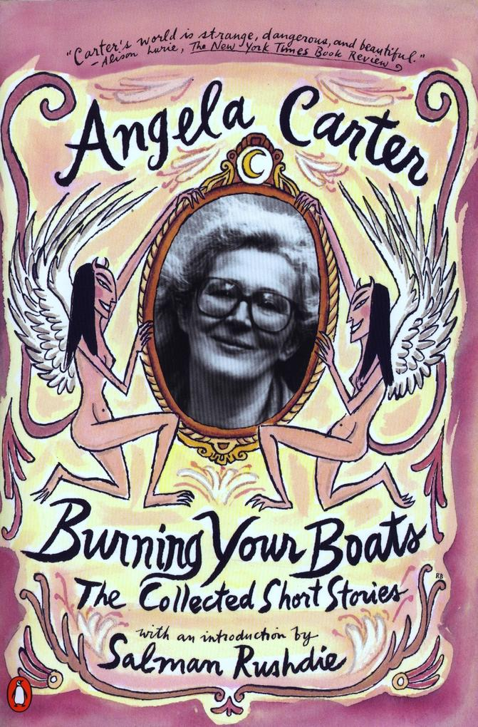 Burning Your Boats: The Collected Short Stories als Taschenbuch