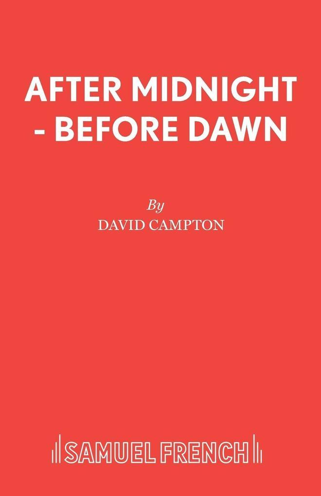 After Midnight - Before Dawn als Taschenbuch vo...