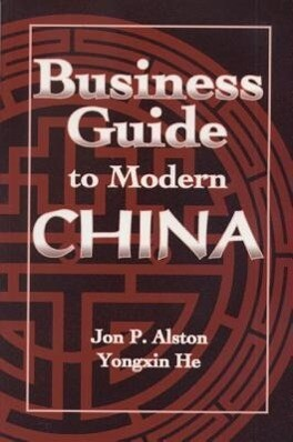 Business Guide to Modern China als Taschenbuch
