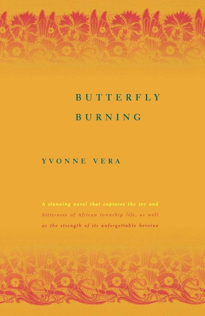 Butterfly Burning als Taschenbuch