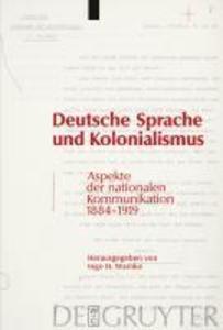 Deutsche Sprache und Kolonialismus als eBook Do...