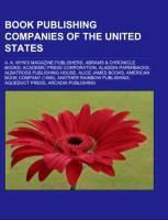 Book publishing companies of the United States ...