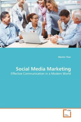 Social Media Marketing als Buch von Martin Thor